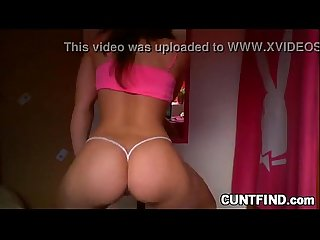 PAWG With Big Juicy Ass Twerking On Stripper Pole - Hottest Videos