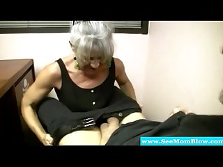 Hungry mature milf sucking dick and cant get enough
