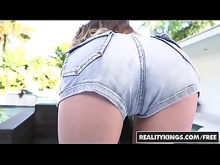 RealityKings - First Time Auditions - ( Kirsten Lee) - Ass In Action