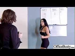 Hard Sex in Office with big round boobs sluty girl audrey bitoni Video 04