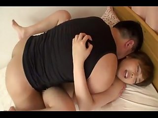 Japanese chubby gets fucked
