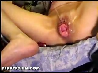 Japanese pussy prolapse fisting dp and anal with bbc