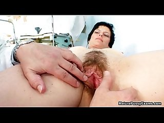 Sexy mature mom with big