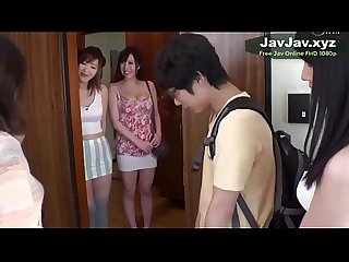JavJav.xyz - Jav threesome milf and young girl