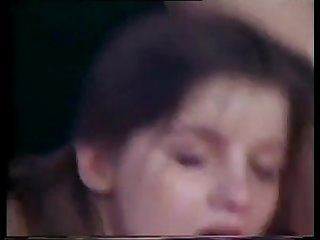 Vintage clip with tove jensen