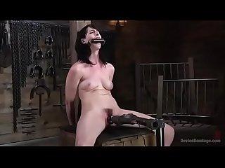 Bondage orgasm forced orgy