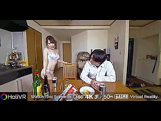 Holivr jav vr bang the boss wife