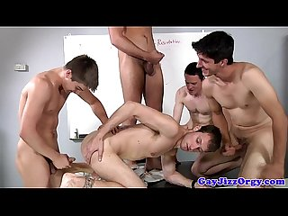 Johnny rapid orgy with kyle quinn and co