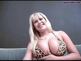 Blonde busty milf porn