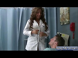 Action Scene Between Nasty Doctor And Horny Patient (richelle ryan) movie-26