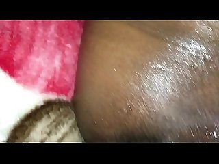 Thick Redbone Squirts All Over Big Long Black Dick
