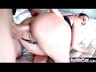 (Brittany Shae) Big Curvy Ass Girl Love Deep Anal Sex On Cam video-11