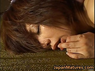 Chisato shouda lovely mature asian chick
