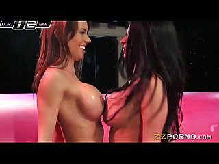 Franceska jaimes n anissa kate enjoying Anal threesome