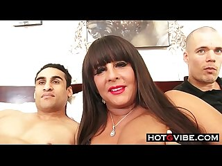 BBW MILF Threesome Wonder