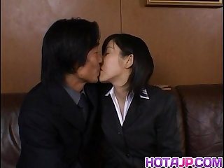 Yui aina fucked in two holes
