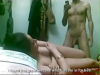 Indian slut fucked by a stranger and secertly filmed on camera