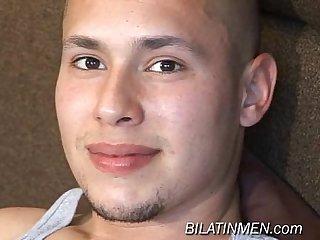 Latino gay anal fuck