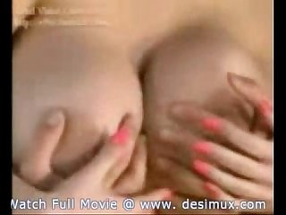 Cute big boobs indian girl fucking