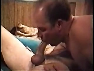 Mature man sex part 2.