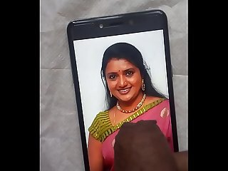Cum tribute to Kannada serial actress