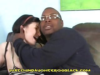 Black Fondles My Daughter