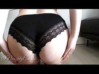 4K masturbation and a real intense orgasm