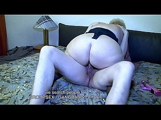 Mature granny couple fucking amateur