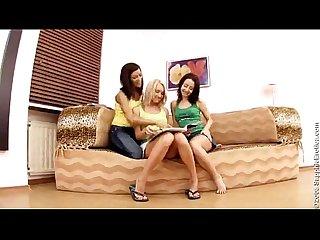 Mistress lera irie couch lesbians