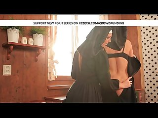 Catholic nuns enjoying hot sex