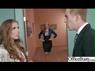 lauren phillips lena paul Office girl with round big Boobs enjoy hard Sex Movie 17