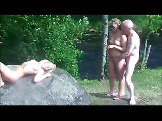 Ulf larsen teen whores in public park beach