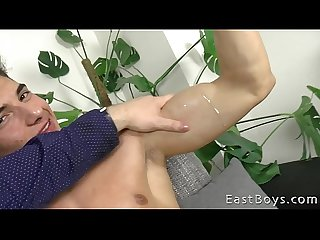 Jared Shaw - Handjob Adventure