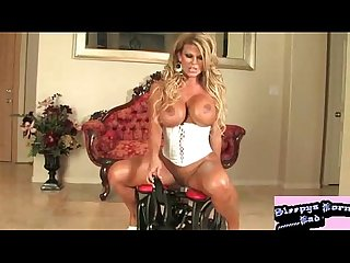 Sophia rossi big boobs breasts rides rocker corset lingerie fucking hot pornstar