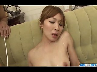 Koda Riri Japanese mom fucked by horny lads