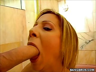 Latina loves cock