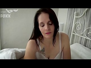 Mom son share a bed mom wakes up to son masturbating pov comma milf comma family sex comma mother ch