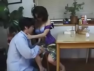 Hot japanese mom