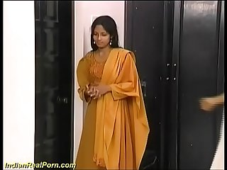 Young indian Desi teen takes a shower