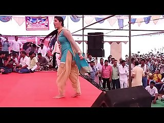 Sapna stage dance