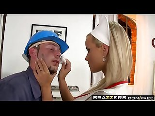 (Marry Queen, Mad Max) - Burst on the Nurse - Brazzers