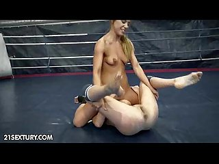 NudeFightClub presents Henessy vs Nikky Thorne