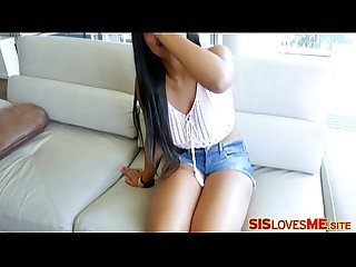Horny Lil Stepsis Jenna Foxx Has A Little Secret