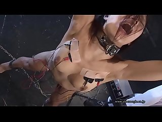 Electro torture Asian Girl Japanese - 7