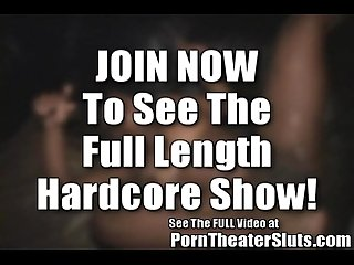 Natalie S tampa porn theater circle jerk