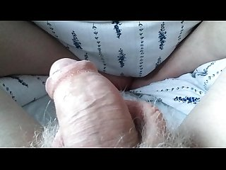 Wank my cock and cum