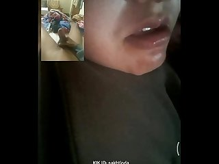 Indian Couple Fucking on Video Call Part 1