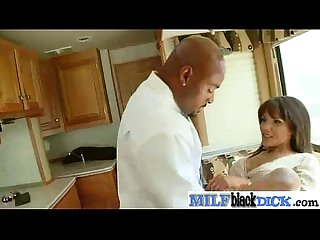 Nasty Wild Milf (anjanette astoria) Suck And Ride Black Mamba Cock video-13