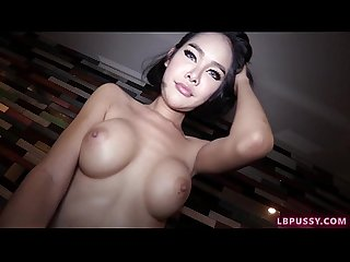 Post op ladyboy wawa bareback and creampie
