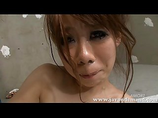 Sakura aragaki anal sex and double penetration threesome